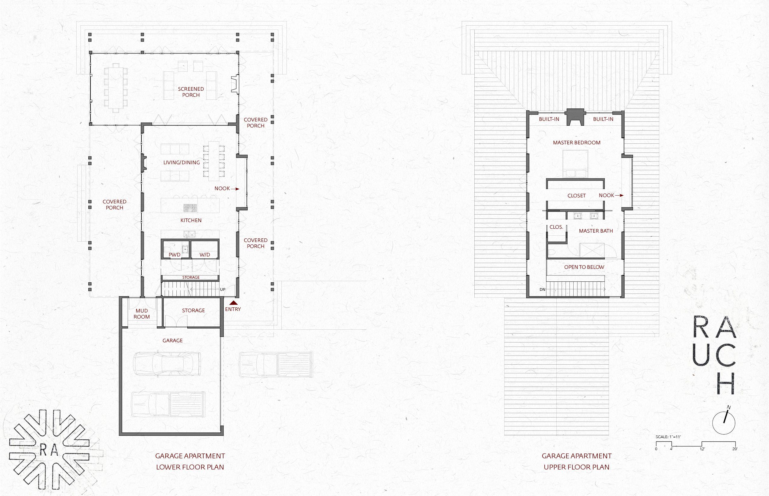 Wondrous Guest House Plans Rauch Architecture Pllc Download Free Architecture Designs Scobabritishbridgeorg